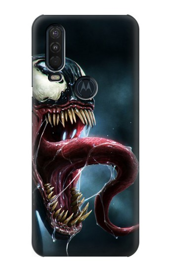 Printed Venom Motorola One Action (Moto P40 Power) Case