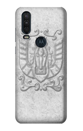 Printed Saint Seiya Pegasus Motorola One Action (Moto P40 Power) Case
