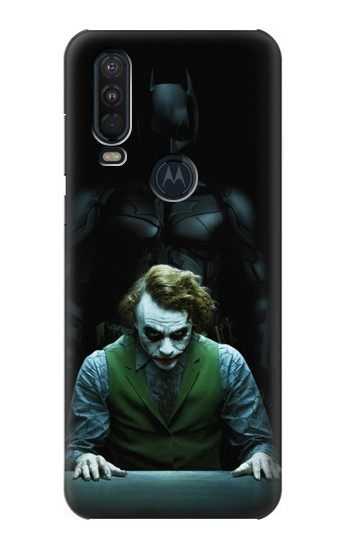 Printed Batman Joker Motorola One Action (Moto P40 Power) Case