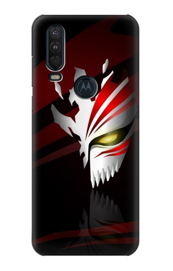 Printed Bleach Hollow Mask Motorola One Action (Moto P40 Power) Case