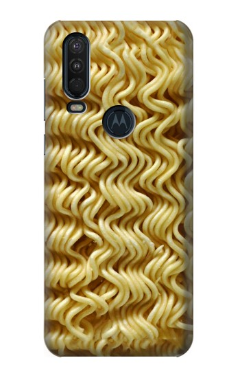 Printed Instant Noodles Motorola One Action (Moto P40 Power) Case