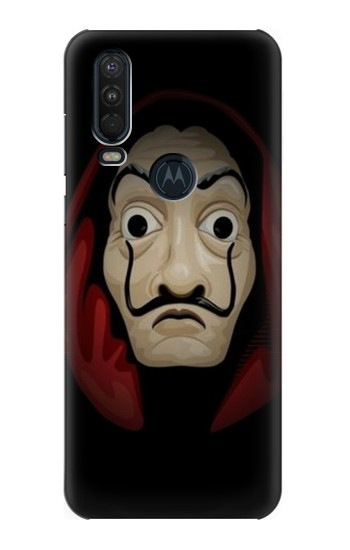 Printed La Casa De Papel Motorola One Action (Moto P40 Power) Case