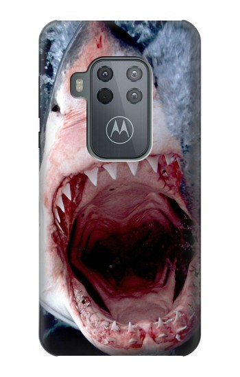 Printed Jaws Shark Mouth Motorola One Zoom Case