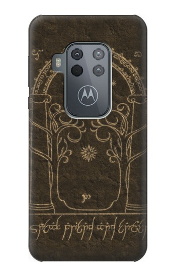 Printed Durin Door The Lord of The Rings Motorola One Zoom Case