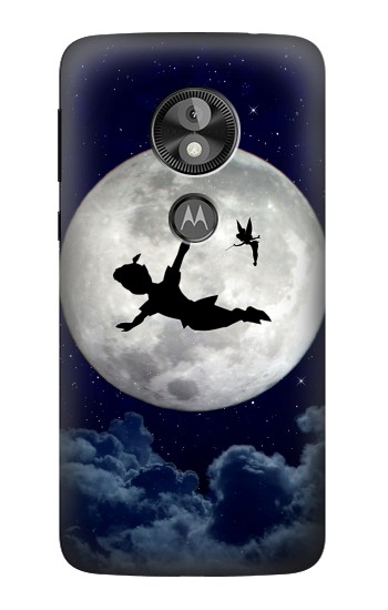 Printed Peter Pan  Case