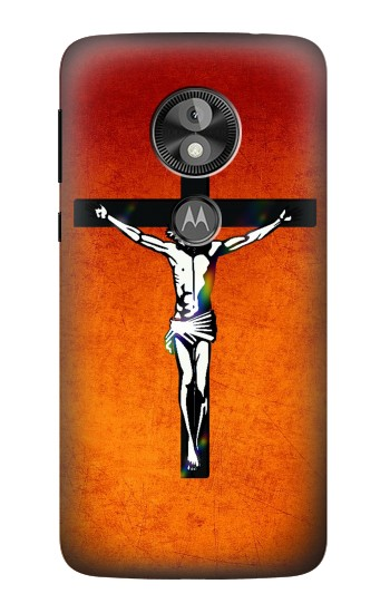 Printed Jesus Christ On The Cross  Case
