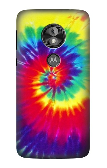 Printed Tie Dye Fabric Color  Case