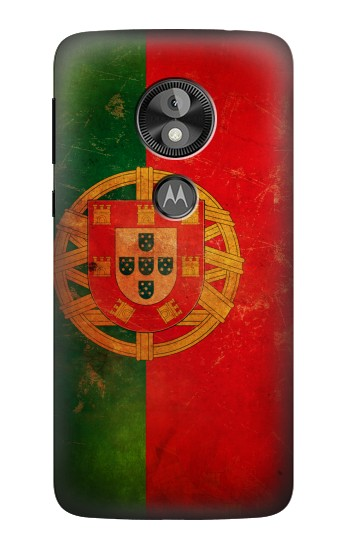 Printed Vintage Portugal Flag  Case