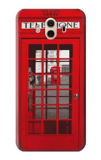 Printed Classic British Red Telephone Box Huawei Honor 5X Case