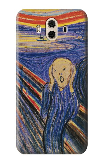 Printed Edvard Munch The Scream Huawei Honor 5X Case