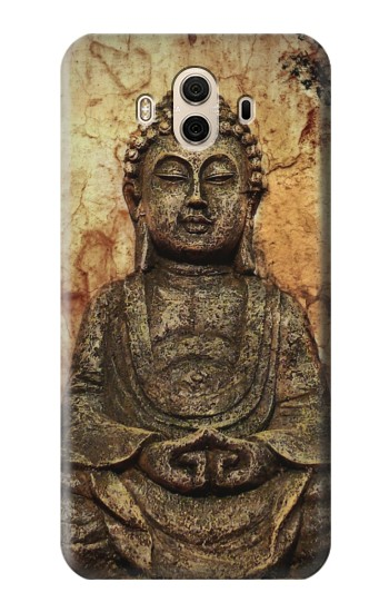 Printed Buddha Rock Carving Huawei Honor 5X Case