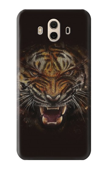 Printed Tiger Face Huawei Honor 5X Case