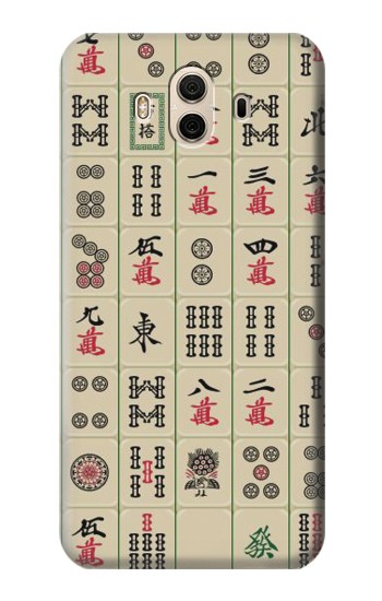 Printed Mahjong Huawei Honor 5X Case