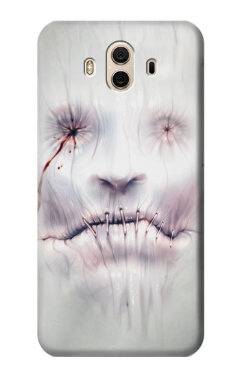Printed Horror Face Huawei Honor 5X Case