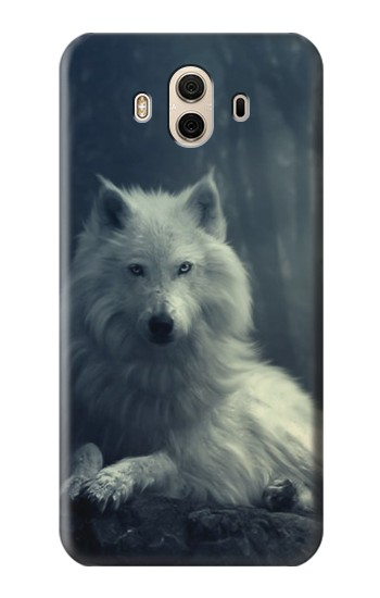 Printed White Wolf Huawei Honor 5X Case