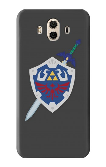 Printed Skyward Sword Hylian Shield Zelda Huawei Honor 5X Case