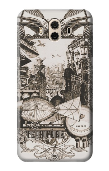 Printed Steampunk Drawing Huawei Honor 5X Case