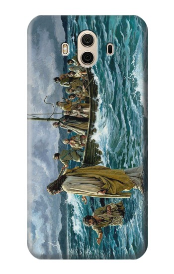 Printed Jesus Walk on The Sea Huawei Honor 5X Case