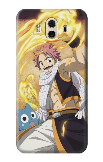 Printed Fairy Tail Natsu Happy Huawei Honor 5X Case