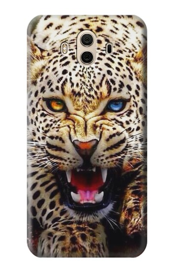 Printed Blue Eyed Leopard Huawei Honor 5X Case