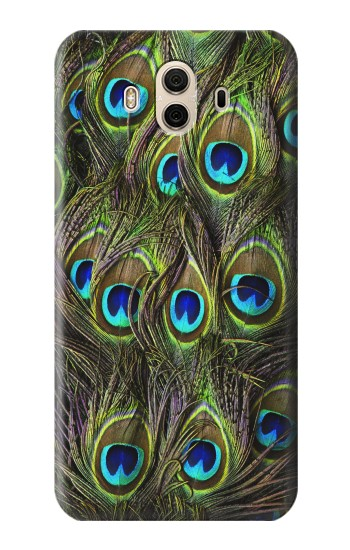 Printed Peacock Feather Huawei Honor 5X Case