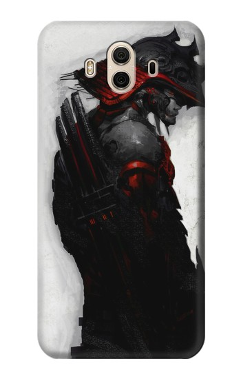 Printed Dark Samurai Huawei Honor 5X Case