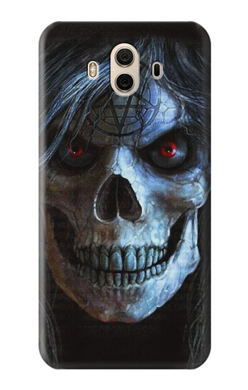 Printed Evil Death Skull Huawei Honor 5X Case