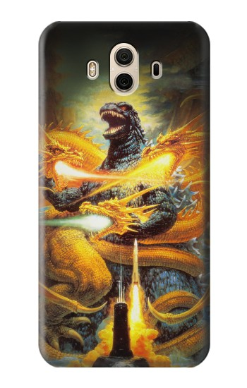 Printed Godzilla vs King Ghidorah Heisei Poster Huawei Honor 5X Case