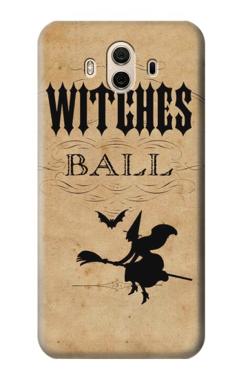 Printed Vintage Halloween The Witches Ball Huawei Honor 5X Case