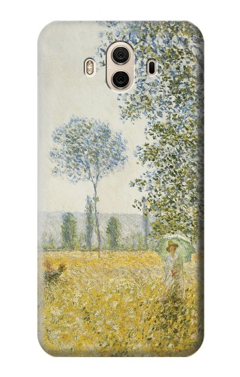 Printed Claude Monet Fields In Spring Huawei Honor 5X Case
