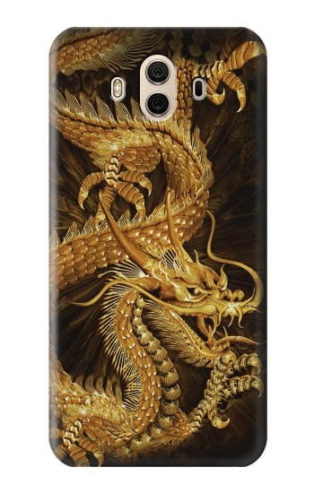 Printed Chinese Gold Dragon Printed Huawei Honor 5X Case