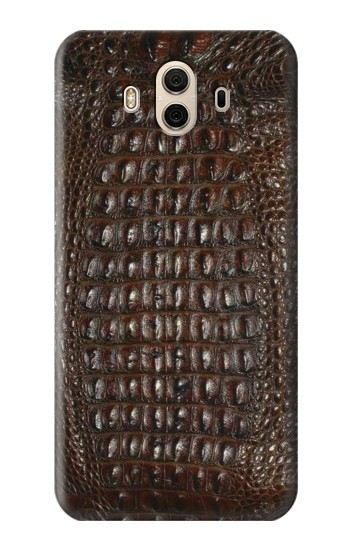 Printed Brown Skin Alligator Graphic Printed Huawei Honor 5X Case