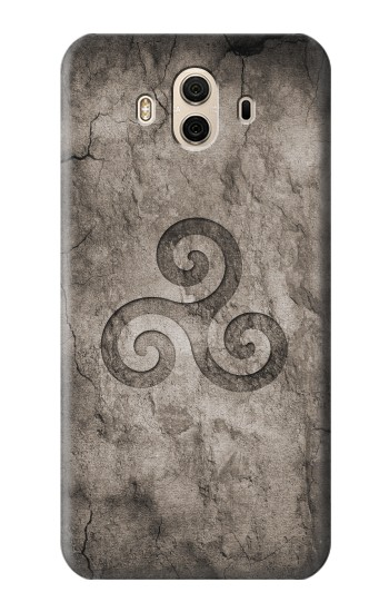 Printed Triskele Symbol Stone Texture Huawei Honor 5X Case