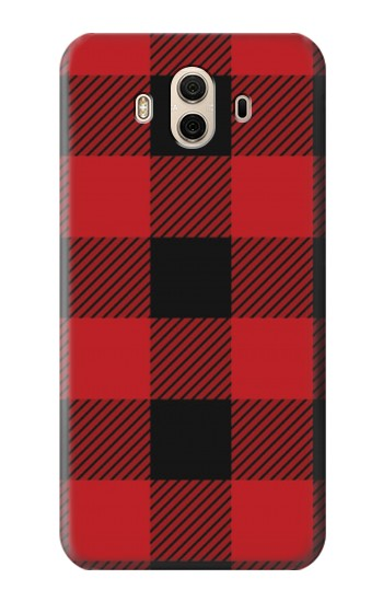 Printed Red Buffalo Check Pattern Huawei Honor 5X Case