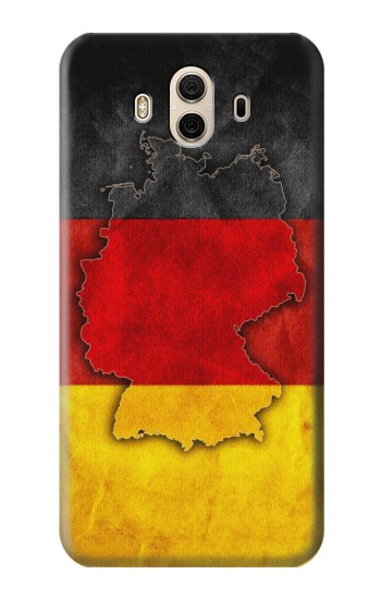 Printed Germany Flag Map Huawei Honor 5X Case