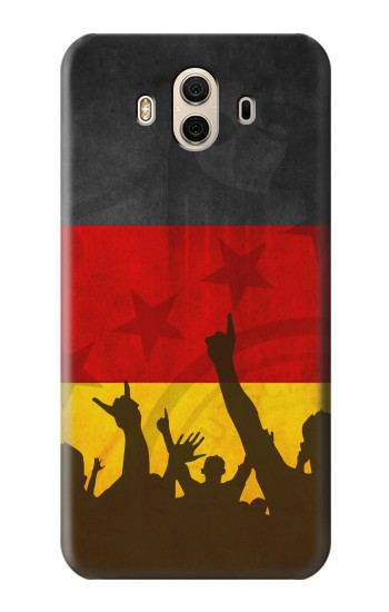 Printed Germany Football Flag Huawei Honor 5X Case