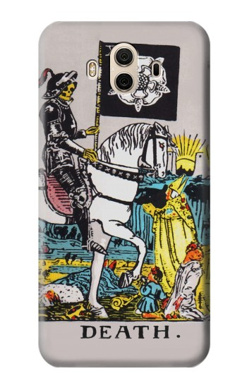 Printed Tarot Card Death Huawei Honor 5X Case