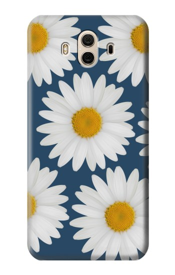 Printed Daisy Blue Huawei Honor 5X Case