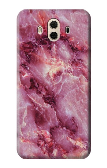 Printed Pink Marble Texture Huawei Honor 5X Case