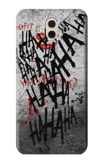 Printed Joker Hahaha Blood Splash Huawei Honor 5X Case