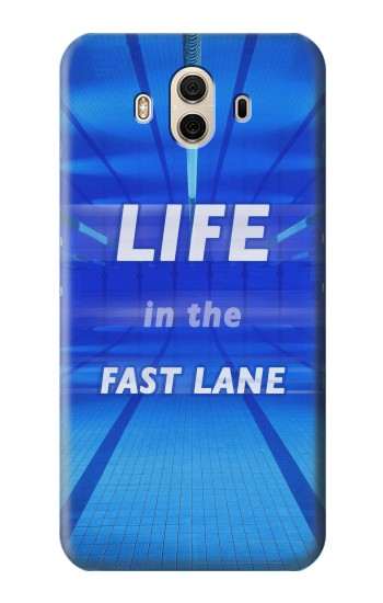 Printed Life in the Fast Lane Swimming Pool Huawei Honor 5X Case
