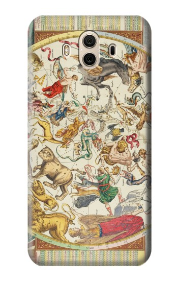 Printed Antique Constellation Map Huawei Honor 5X Case