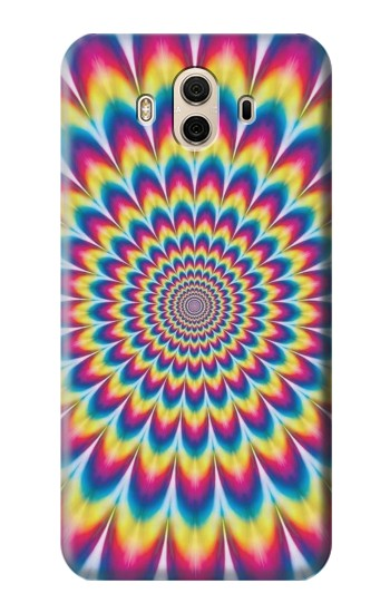 Printed Colorful Psychedelic Huawei Honor 5X Case