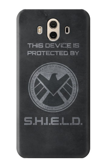 Printed This Device is Protected by Shield Huawei Honor 5X Case