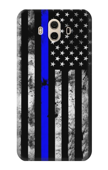 Printed Thin Blue Line USA Huawei Honor 5X Case