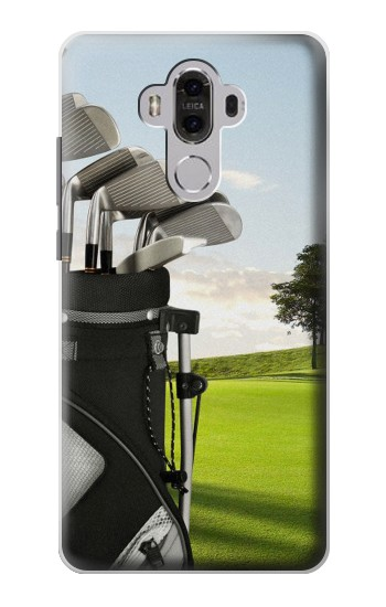 Printed Golf Huawei Mate 8 Case