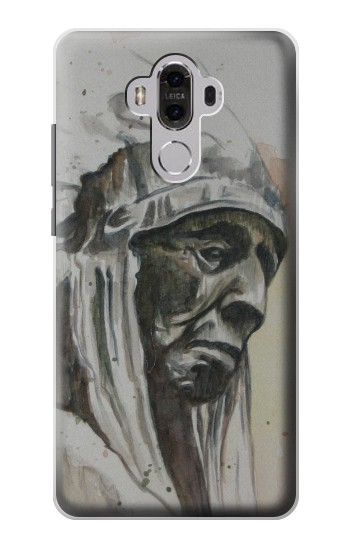 Printed Indian Chief Huawei Mate 8 Case