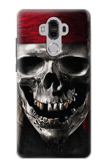 Printed Pirate Skull Huawei Mate 8 Case
