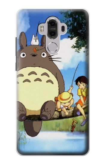 Printed Totoro and Friends Huawei Mate 8 Case