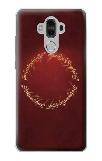 Printed Lord of the Ring Huawei Mate 8 Case